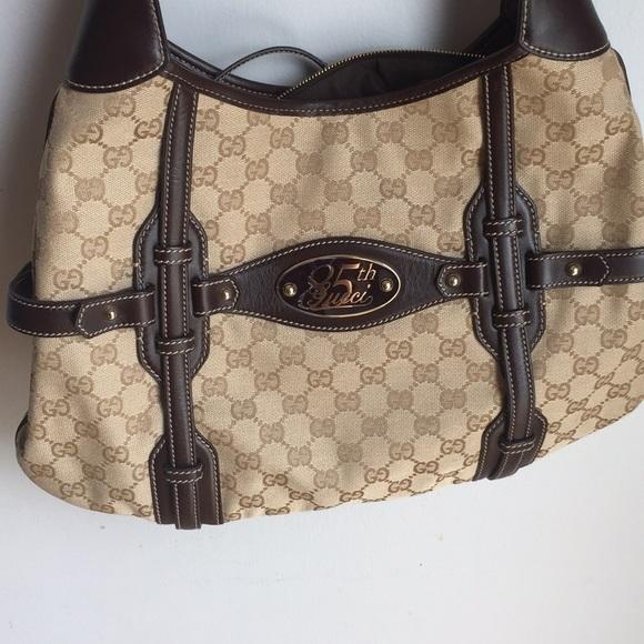 ab9521d6bc9c Gucci Handbags - Gucci 85th anniversary bag